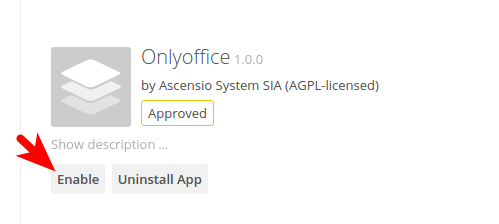 owncloud onlyoffice集成应用