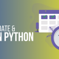 How to get datetime in python