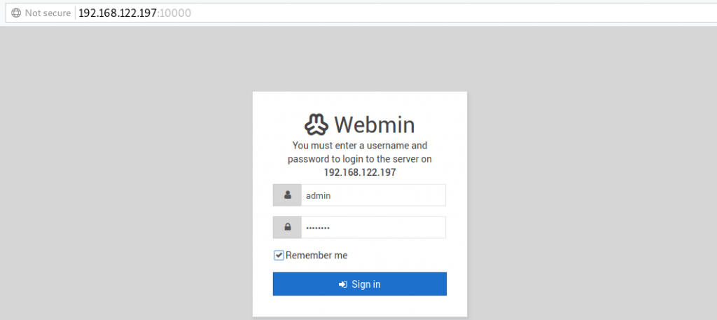 How to install Webmin on FreeBSD 12