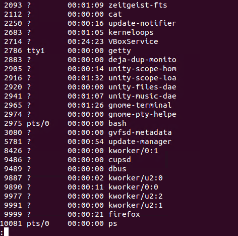 Kill Linux process by name