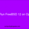 How to run FreeBSD 12 on OpenStack