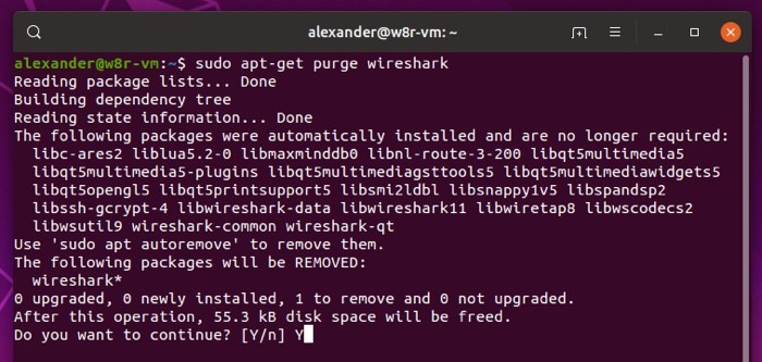Remove Linux Program Apt Get Purge 2 Completely