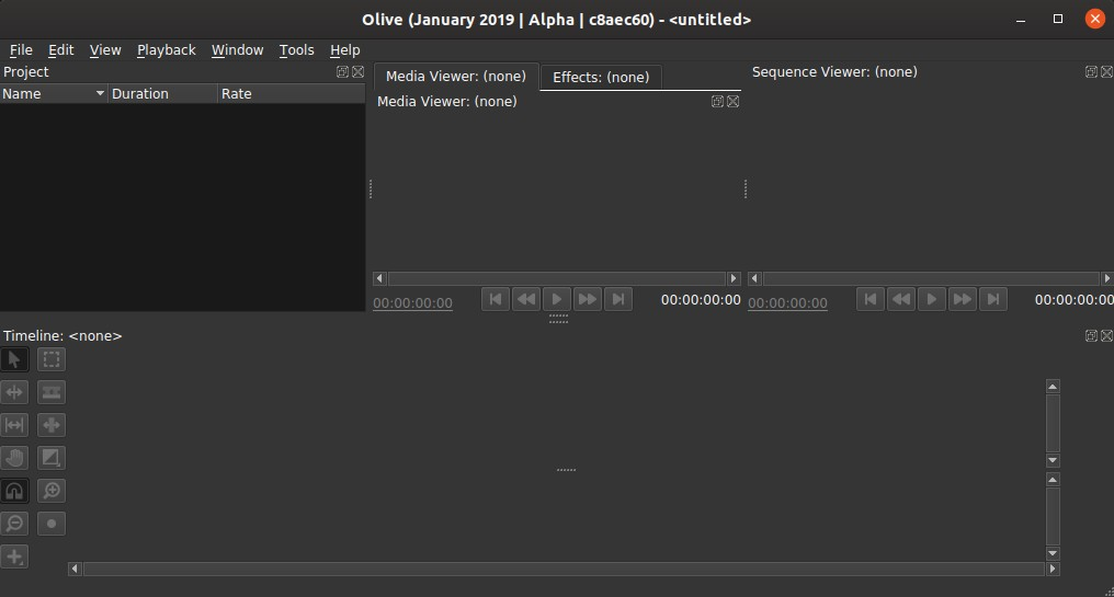How to install Olive Video Editor on Ubuntu – Free Non-linear Video Editor