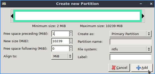 Linux Ntfs Format Application