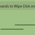 linux wipe disk command