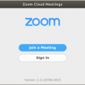 How to install Zoom Video Communications Client on Ubuntu 18.04 LTS