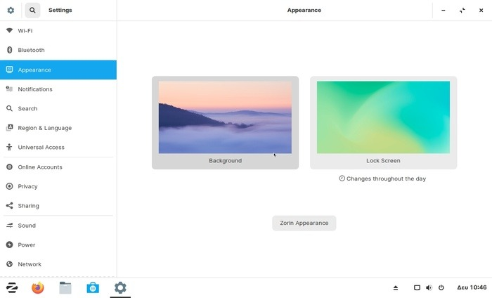 Zorin Os 15 review appearance