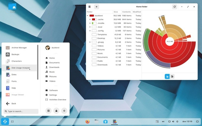 Zorin Os 15 Review software selection