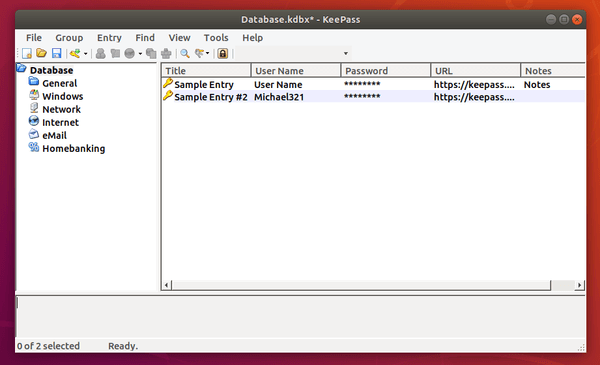 KeePass2 2.44 Released with True Key 4 CSV Import