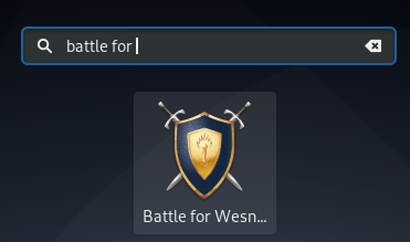 Battle of Wesnoth Icon