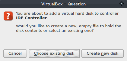 Step-by-step guide on how to extend Vdi and VMDK hard drives on VirtualBox
