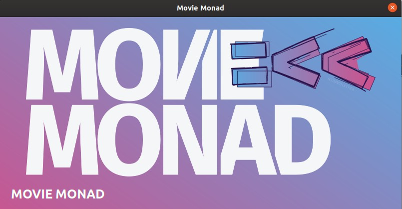 How to install Movie Monad Video Player on Ubuntu