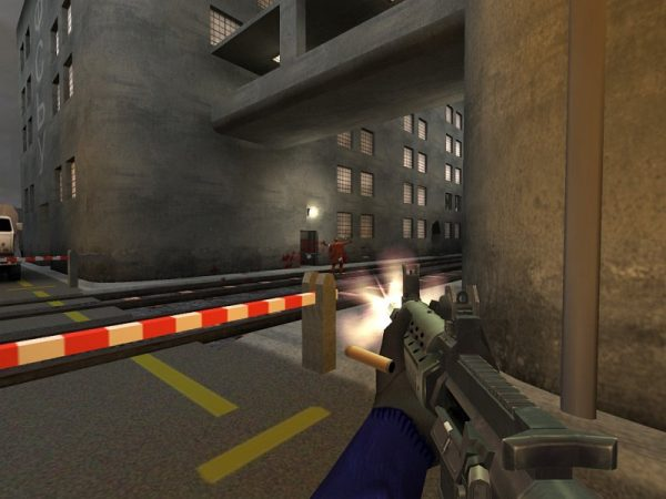First-person shooter urban teller can now be installed as a snap
