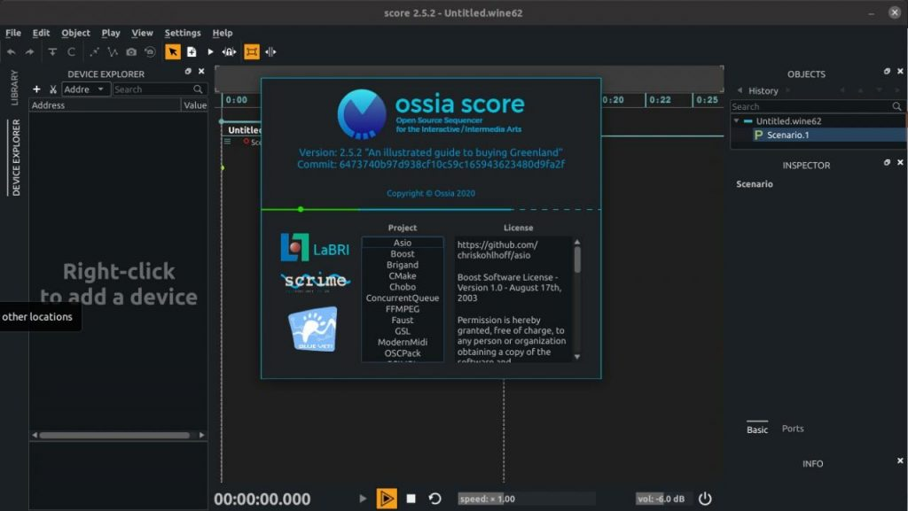How to install Ossia Score on Ubuntu – Interactive Sequencer