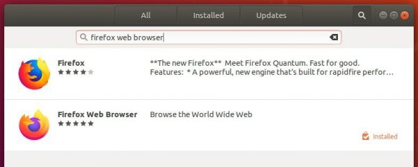 Firefox 73 released with global zoom level setting