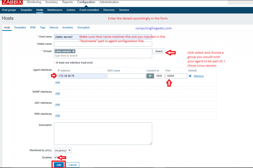 How to install Zabbix Agent on Debian 10 (Buster)
