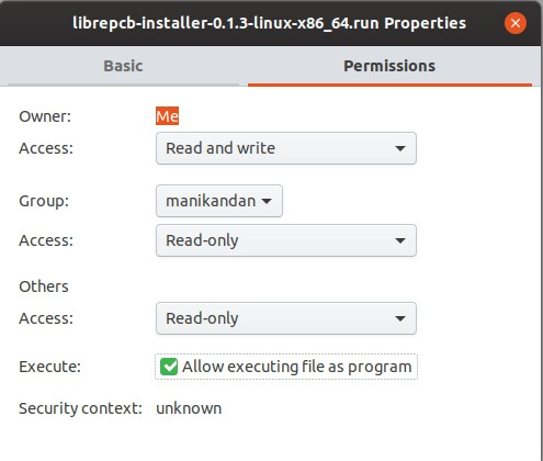 How to install LibrePCB on Ubuntu – Design Printed Circuit Boards