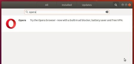 "Opera 67 released with ""workspace"" for tab organization"