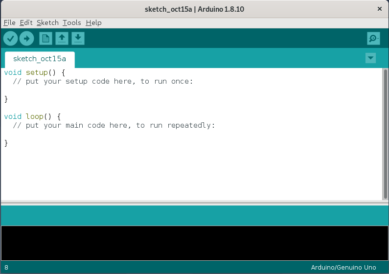 Aeduino IDE for Debian 10
