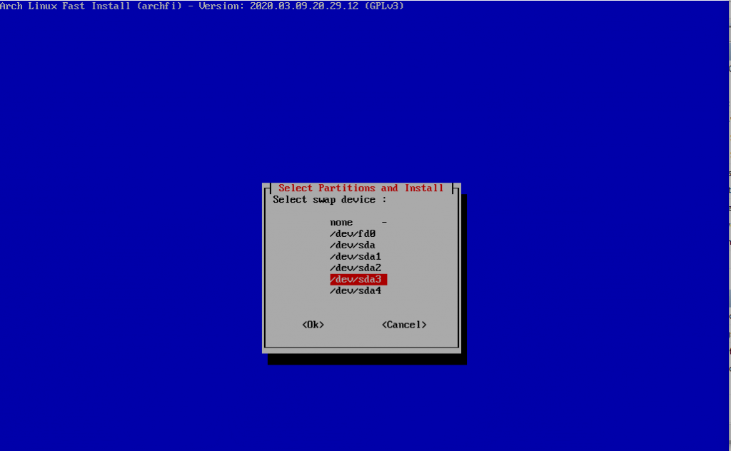 Install Arch Linux easily and quickly with Archfi