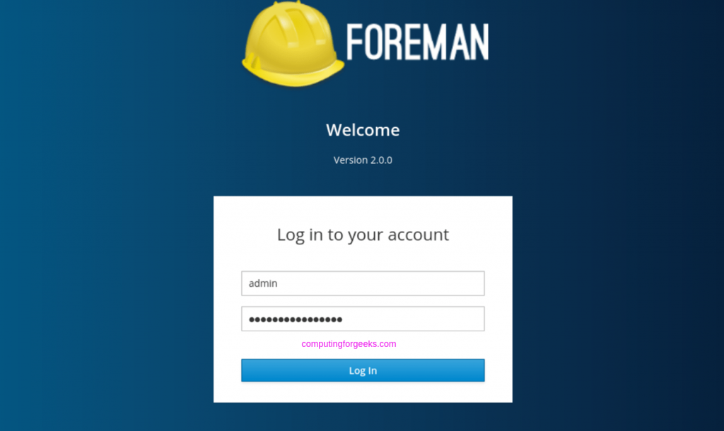 Install and configure Foreman 2.x on Debian 10 (Buster)