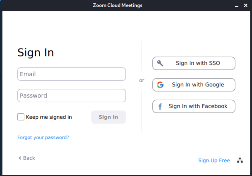 How to install Zoom Client on Kali Linux