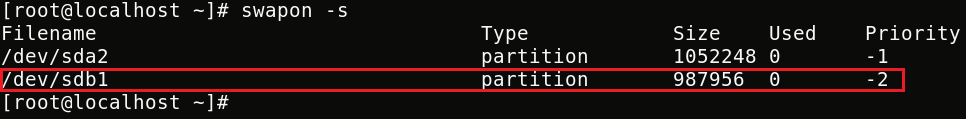 How to Create a Swap Partition in Linux