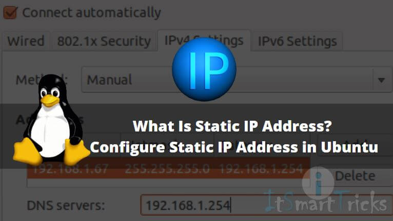 What Is Static IP Address? How to Configure Static IP Address in Ubuntu