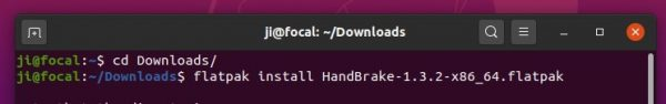 HandBrake 1.3.2 released with improved H.265 support