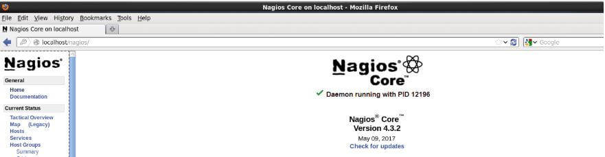 How to Install Nagios Core 4.3 On Redhat/Centos/Fedora