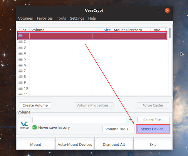 How to use VeraCrypt to encrypt USB drives (compatible with Windows, macOS and Linux)