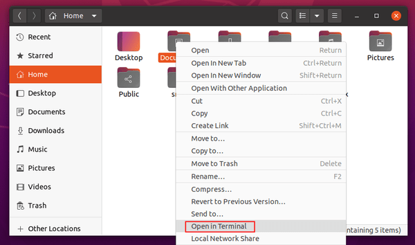 How to Quickly Setup HTTP File Server in Ubuntu 20.04