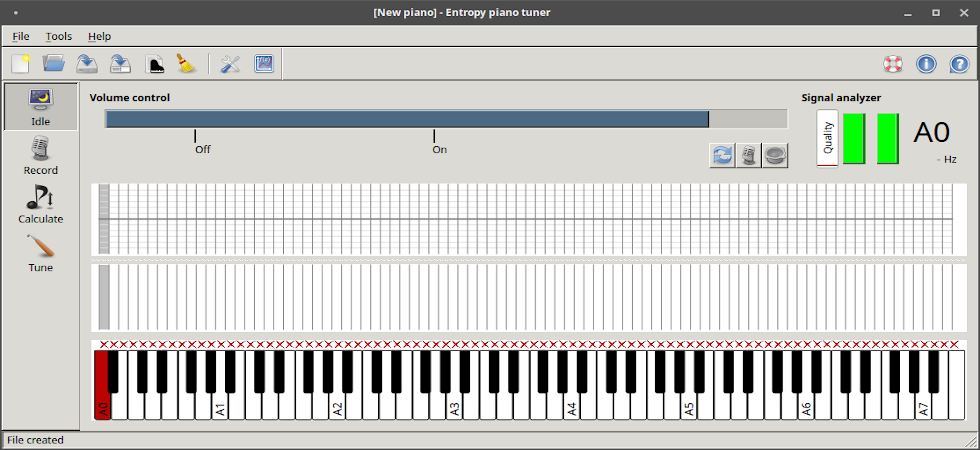 How to Install Entropy Piano Tuner on Ubuntu – Open Source Piano Tuning Software