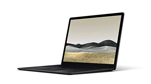 Microsoft Surface Laptop 3 – 13.5-inch touch screen – Intel Core i7 – 16GB RAM – 1TB solid state drive (latest model) – matte black, model: VGL-00001
