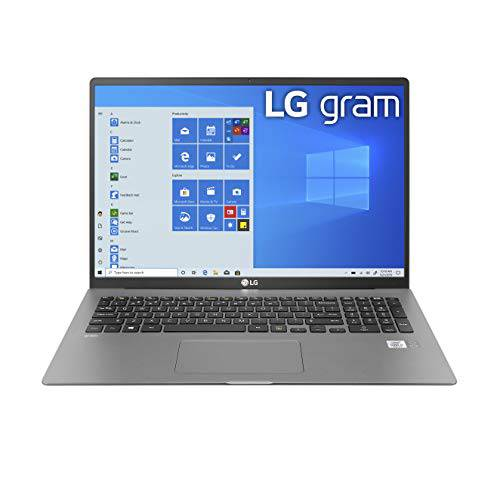 LG Gram laptop-17-inch IPS WQXGA (2560 x 1600) Intel 10th generation Core i7 1065G7 CPU, 16GB RAM, 1TB M.2 NVMe SSD (512GB x2), 17-hour battery, Thunderbolt 3-17Z90N (2020)