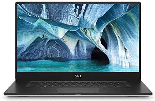 Dell XPS 15 laptop 15.6-inch, 4K UHD InfinityEdge Touch, 9th generation Intel Core i7-9750H, NVIDIA GeForce GTX 1650 4GB GDDR5, 1TB SSD storage, 16GB RAM, XPS7590-7565SLV-PUS