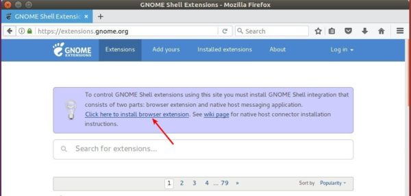 shell browser extension