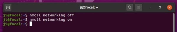 Fixed WiFi not working after VPN disconnect on Ubuntu