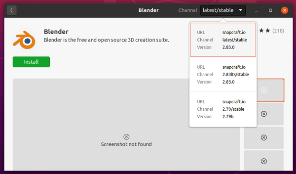 Blender 2.83 Released as First Long Term Support [Ubuntu PPA]
