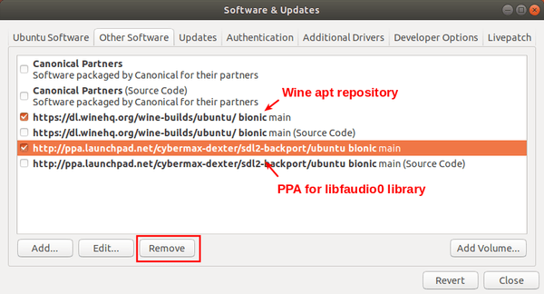 How to Install Wine 5.12 in Ubuntu 20.04 / Linux Mint 20