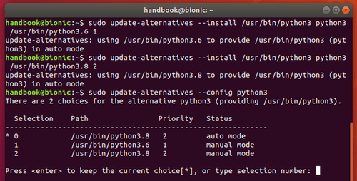 Python 3.8.4 Released! How to Install in Ubuntu 18.04 / 16.04