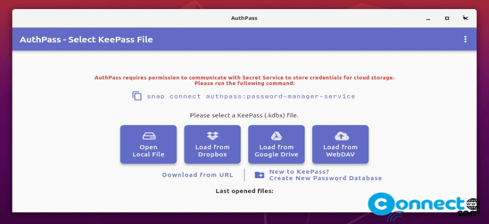 AuthPass Password Manager – How to install AuthPass on Ubuntu