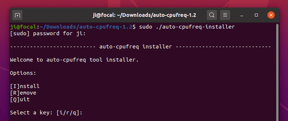 Auto CPU speed and power optimization program Auto-cpufreq 1.2 has been released