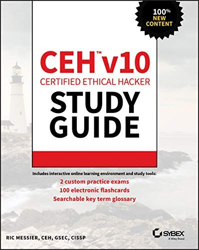 CEH v10 Certified Ethical Hacking Research Guide