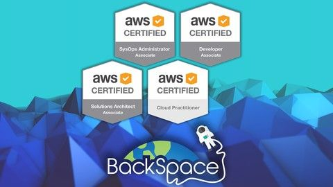 Amazon Web Services (AWS) certification-4 certifications!