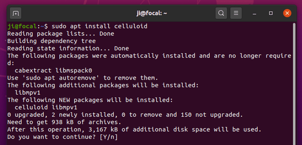 Celluloid (formerly GNOME MPV) 0.20 has been released! How to install