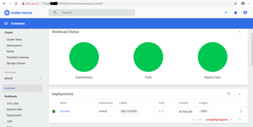 How to install MicroK8s Kubernetes cluster on CentOS 8