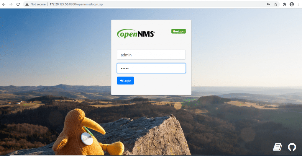 Install and configure OpenNMS on CentOS 8