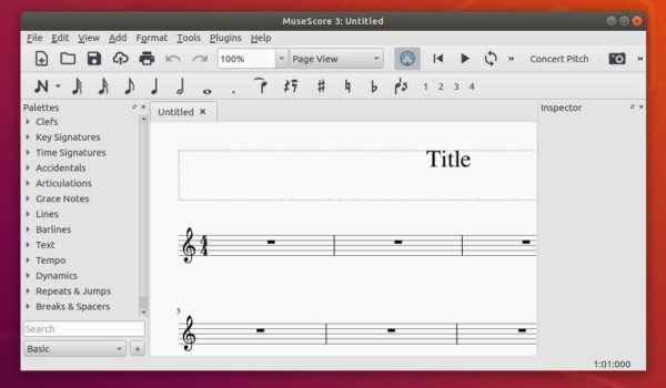 Free score writer MuseScore 3.5.2 released with audio export fix