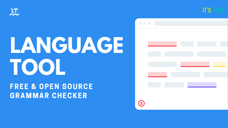 LanguageTool review: free and open source grammar checker